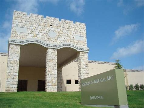 Of Dallas Mba Review by Mba Front Entryway Picture Of Museum Of Biblical