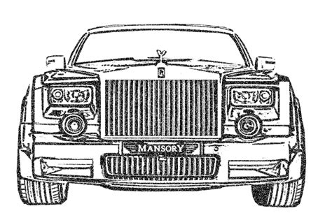 rolls royce logo drawing car vector rr mansory vector free