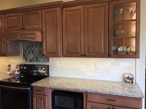 granite counter top giallo ornamental  stoneworks