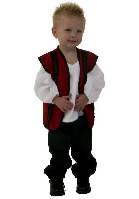 toddler boy costumes toddler boys renaissance fair costume