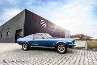 I30 Fastback Tieferlegen by Fotostory Carlex Design 1960er Ford Mustang Fastback