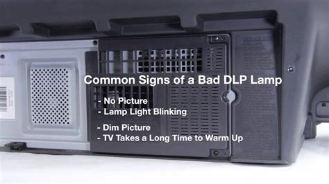 troubleshooting mitsubishi tv mitsubishi dlp tv repair bad dlp l how to fix