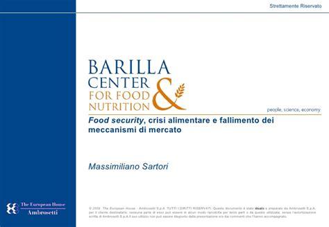 crisi alimentare nutritionc food security crisi alimentare e