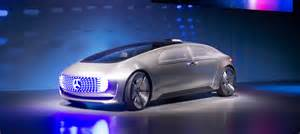new future car the new mercedes self driving car concept is packed