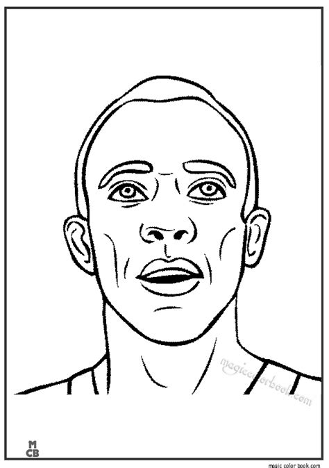 jesse owens coloring sheet coloring pages