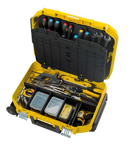 cassetta attrezzi stanley valigia porta utensili trolley fmst1 72383 fatmax 174 stanley
