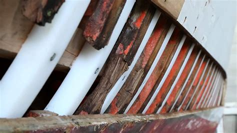 boat building frame how to use plastic frames for wooden boat building with