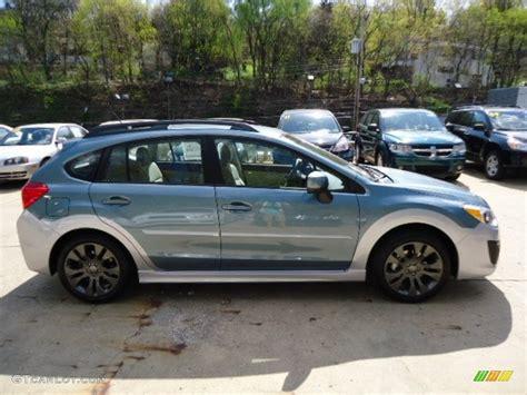 subaru sage green sage green metallic 2012 subaru impreza 2 0i sport premium