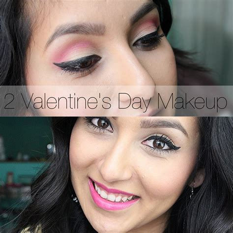 valentines day makeup ideas 2 flirty s day makeup ideas tips