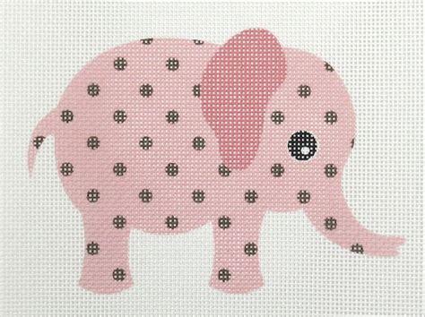 Pita Single Headband Baby Pink T2909 1 pink elephant needlepoint kit or canvas for baby nursery ebay