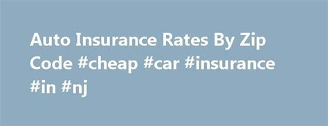 Compare Car Insurance Quotes Nj by 17 Best Insurance Quotes On Insurance