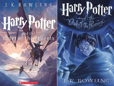 Buku Novel Baru Buku 5 Harry Potter Orde eunoia lanthanein harry potter new book covers