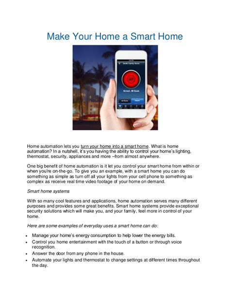 make your home smart with smart home products for less than 30 make your home a smart home