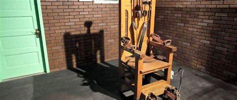 Chaise Electrique Execution by 201 Tats Unis Peine De Mort Le Retour Des Bonnes Vieilles