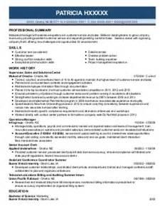 operator resume exle pipeline investigations inc