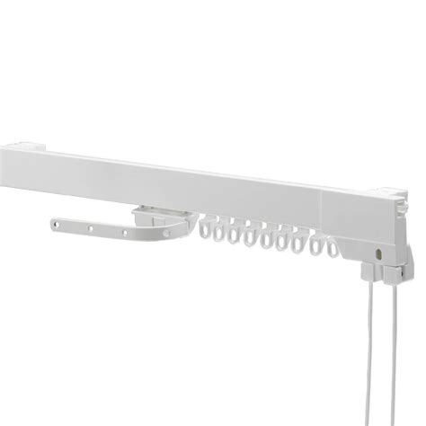 curtain track swish supreme corded curtain track white ebay