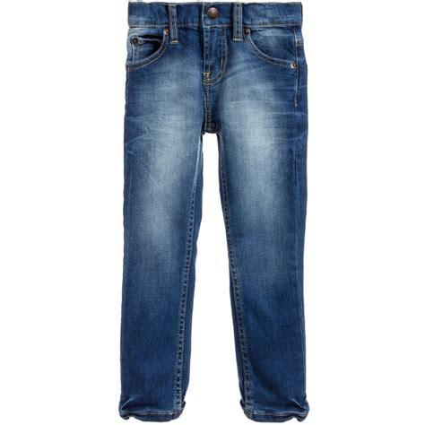 light blue jeans boys levi s boys blue slim fit 511 denim jeans childrensalon