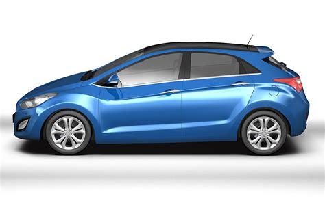 hyundai 2013 models 2013 hyundai i30 elantra touring 3d model max obj 3ds fbx