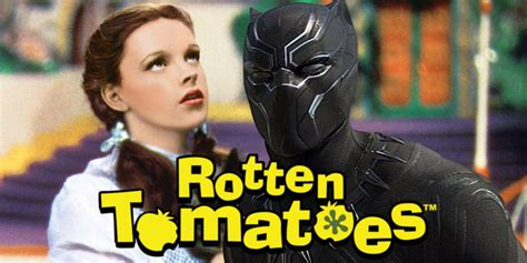 film terbaik versi rotten tomatoes black panther is rotten tomatoes best movie of all time