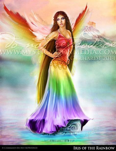goddess of color 23 best 04 morpheus the dreams iris rainbow images