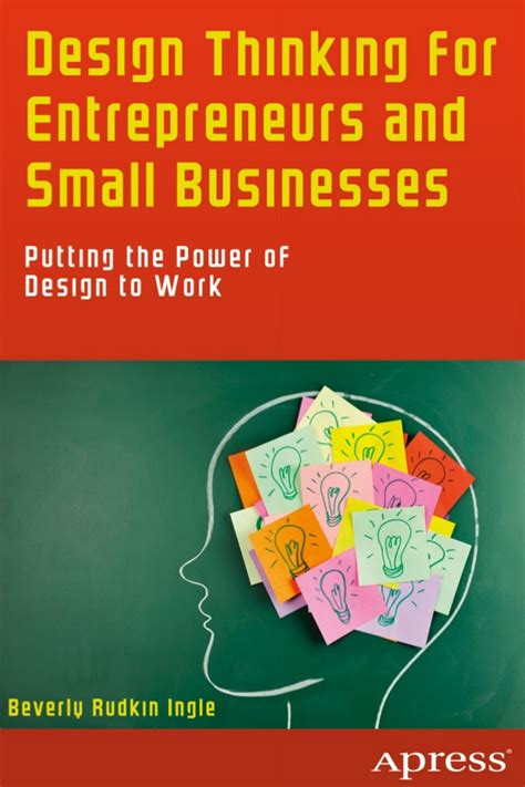 design thinking book pdf design thinking for entrepreneurs and small businesses