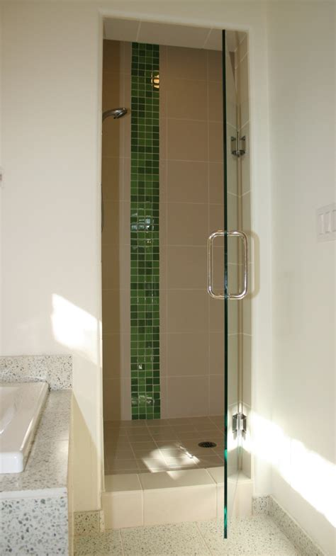 Bathroom Glass Tile Designs by Step Up The Impact With Tile