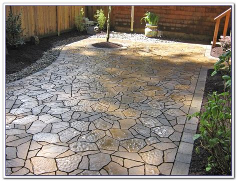 Poured Concrete Patio Designs Poured Concrete Patio Pouring Concrete Quotes Quotesgram