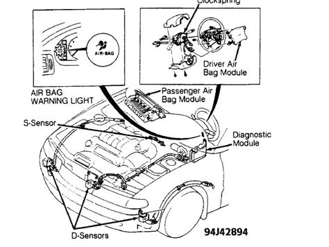 service manual how to remove 1984 mazda 626 steering airbag mazda 626 airbag light flashing