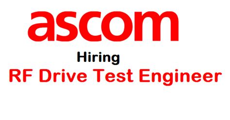 drive test engineer aschh png