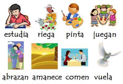 imagenes en ingles verbos unidades 5 y 6 los verbos lclcarmen1