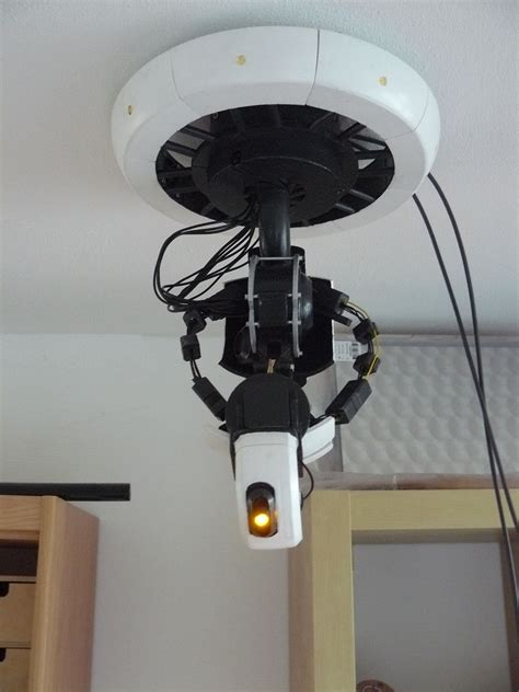 Glados L Ytec 3d Moving Ceiling Light Fixture