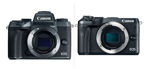 Kamera Canon Eos M6 mending pilih kamera mirrorless canon eos m6 atau eos m5