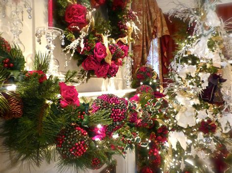 christmas decoration ideas 2016 in home decorating wisteria flowers and gifts
