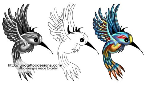 tattoo designs and stencils flowers and birds custom tattoos made to order by juno