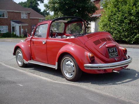 vintage volkswagen convertible volkswagen beetle convertible in birmingham
