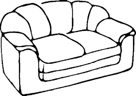 coloring page of a dresser coloring book furniture coloring pages