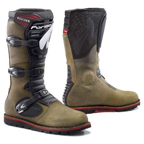 forma motocross boots forma boulder boots revzilla