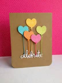 Simple Handmade Card Ideas - handmade birthday cards pink lover