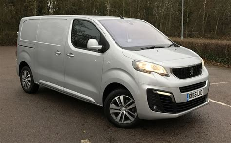 all new peugeot expert business vans