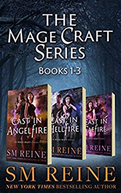 radiance hellfire series book 1 books the mage craft series books 1 3 cast in angelfire cast
