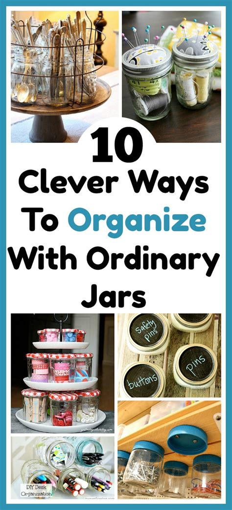 10 clever and easy ways to organize your 10 creative ways to organize 28 images 10 new and