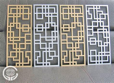 modern decorative wall panels modern decorative metal column perforated metal screen