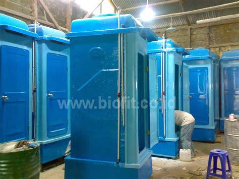 Kamar Mandi Portebelwc Portebel Fibreglass portable toilet toilet untuk proyek toilet darurat