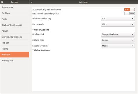 resetting ubuntu to default settings 14 04 how to reset all gnome tweak tool settings to