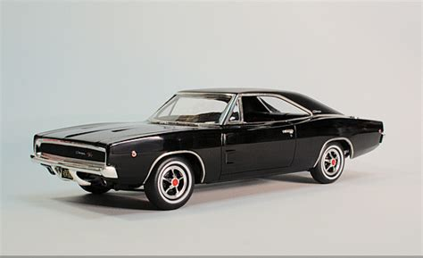 Revell Dodge Charger photo revell 1968 dodge charger quot bullitt quot and tv car models album terryjessee fotki