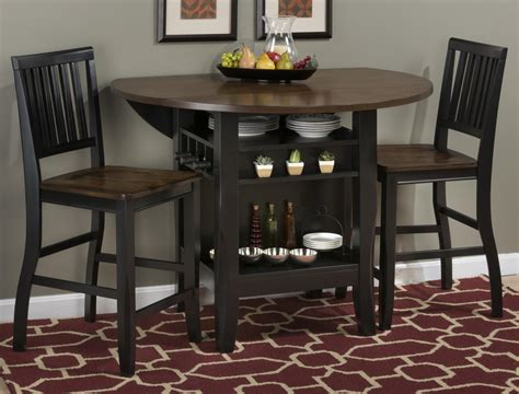 furniture counter height pub table  enjoy  meals  work jeanettejamescom