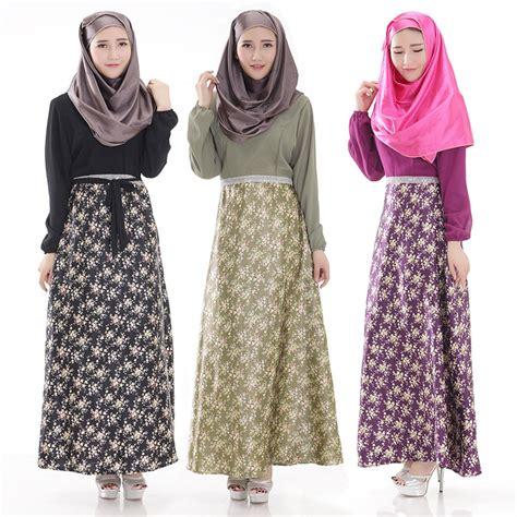Dress Muslim Wanita Gamis Maxi Dress Turkey 4 2018 2016 new s muslim abaya islamic muslim evening