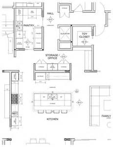 House Plans With Large Kitchens And Pantry by Please Critique My Kitchen Layout