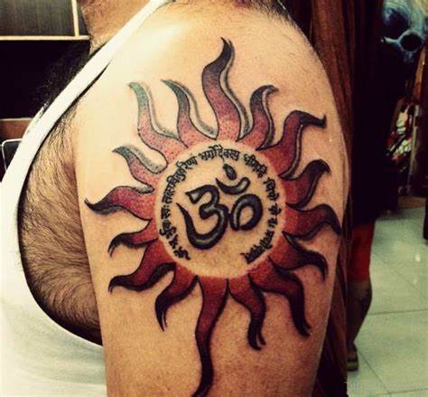 gayatri mantra tattoo on wrist sun tattoos designs pictures page 4