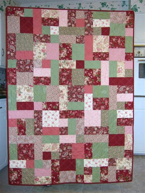 Yellow Brick Road Quilt Pattern Free by Yellow Brick Road Quilt With Us